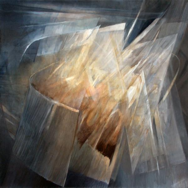 Catching the Light II - 48x48