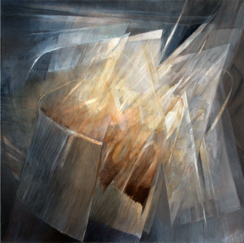 Catching the Light II - 48x48