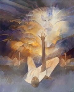 Daniel - Giclee on Canvas