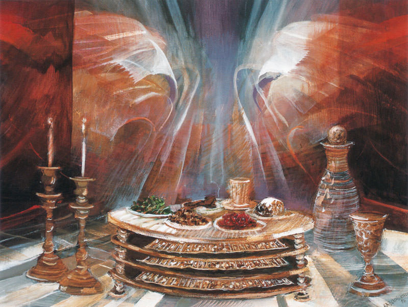 Passover Lithograph