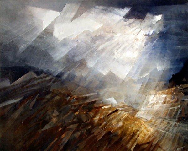 Skylights Painting