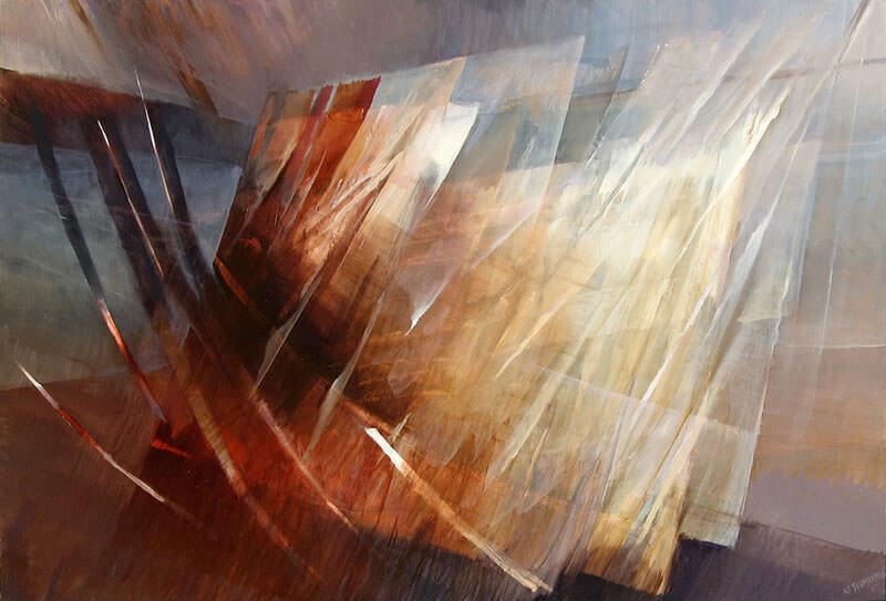 Voyage Painting - 48x72