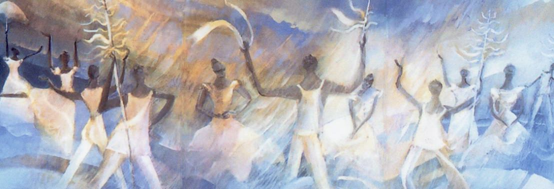 Procession-To-The-Water/Dance Art