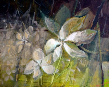 Flower_11 Painting