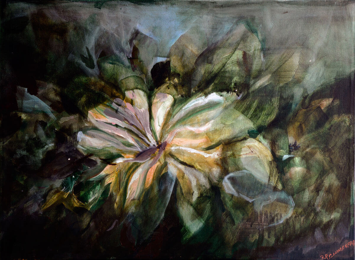 Flower_3 Painting