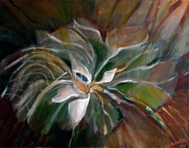Flower_4 Painting