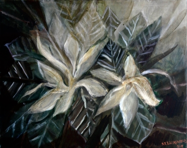 Flower_5 Painting