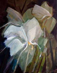 Flower_7 Painting