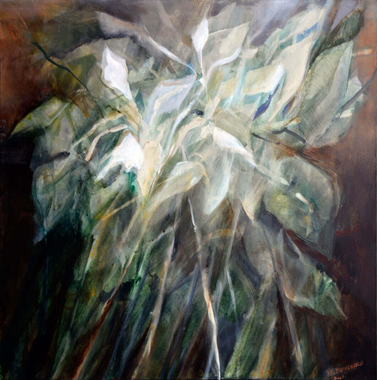 Flower_8 Painting