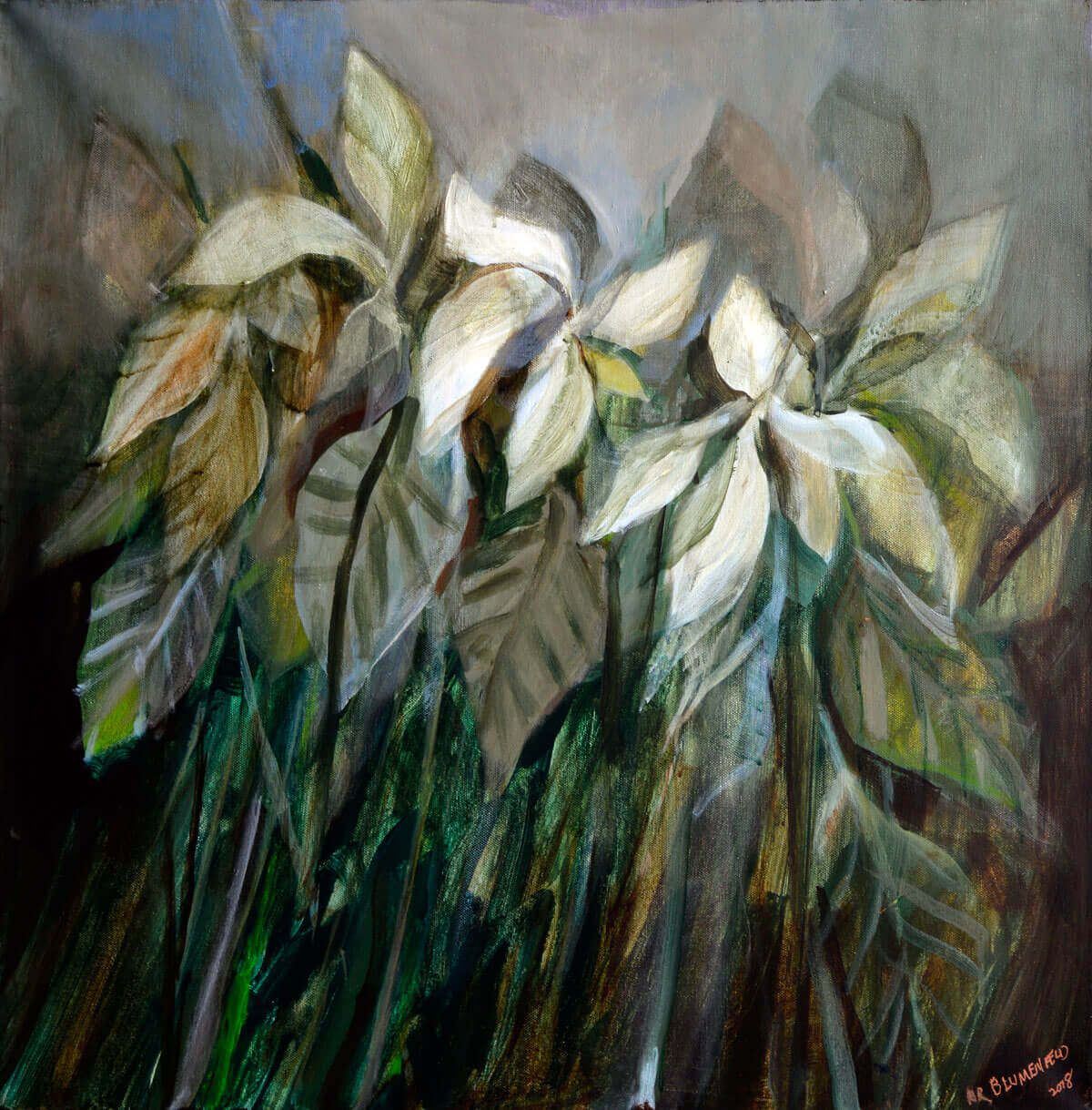 Flower_9 Painting