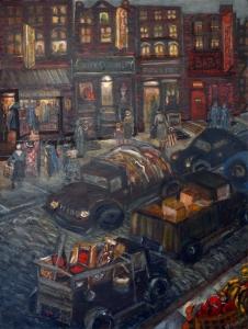 Logan Street Scene