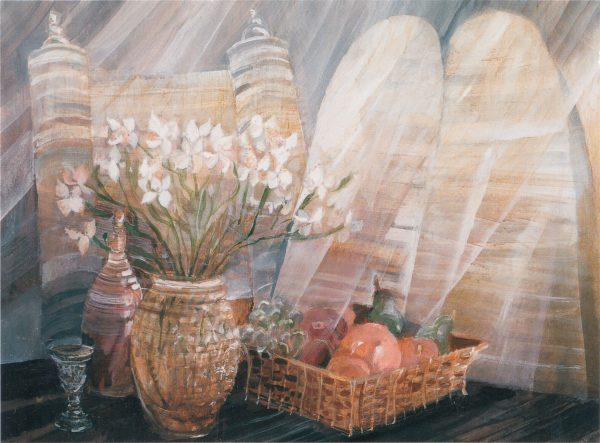 Shavuot painting